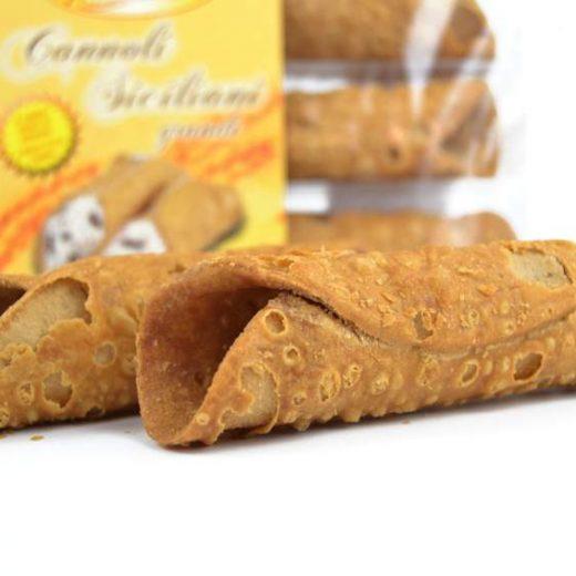 Cannoli Siciliani Grandi