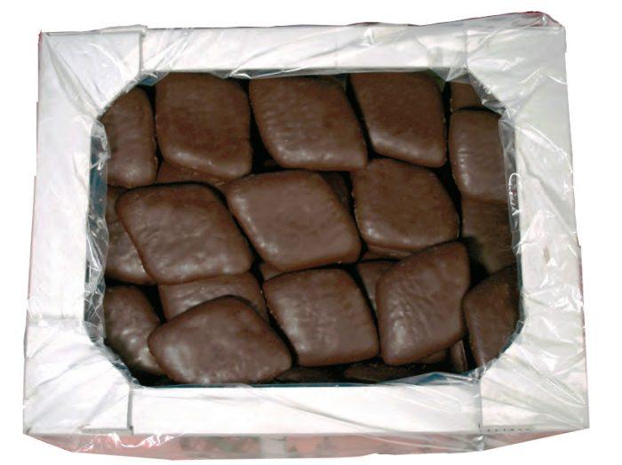 mostaccioli al cacao sfusi