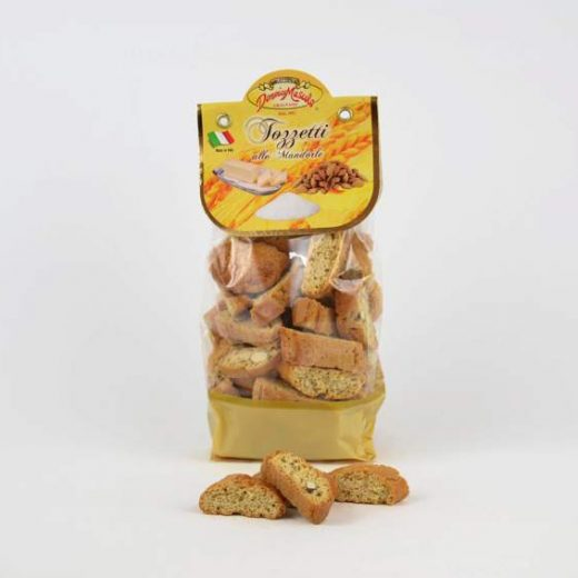 Tozzetti with almonds